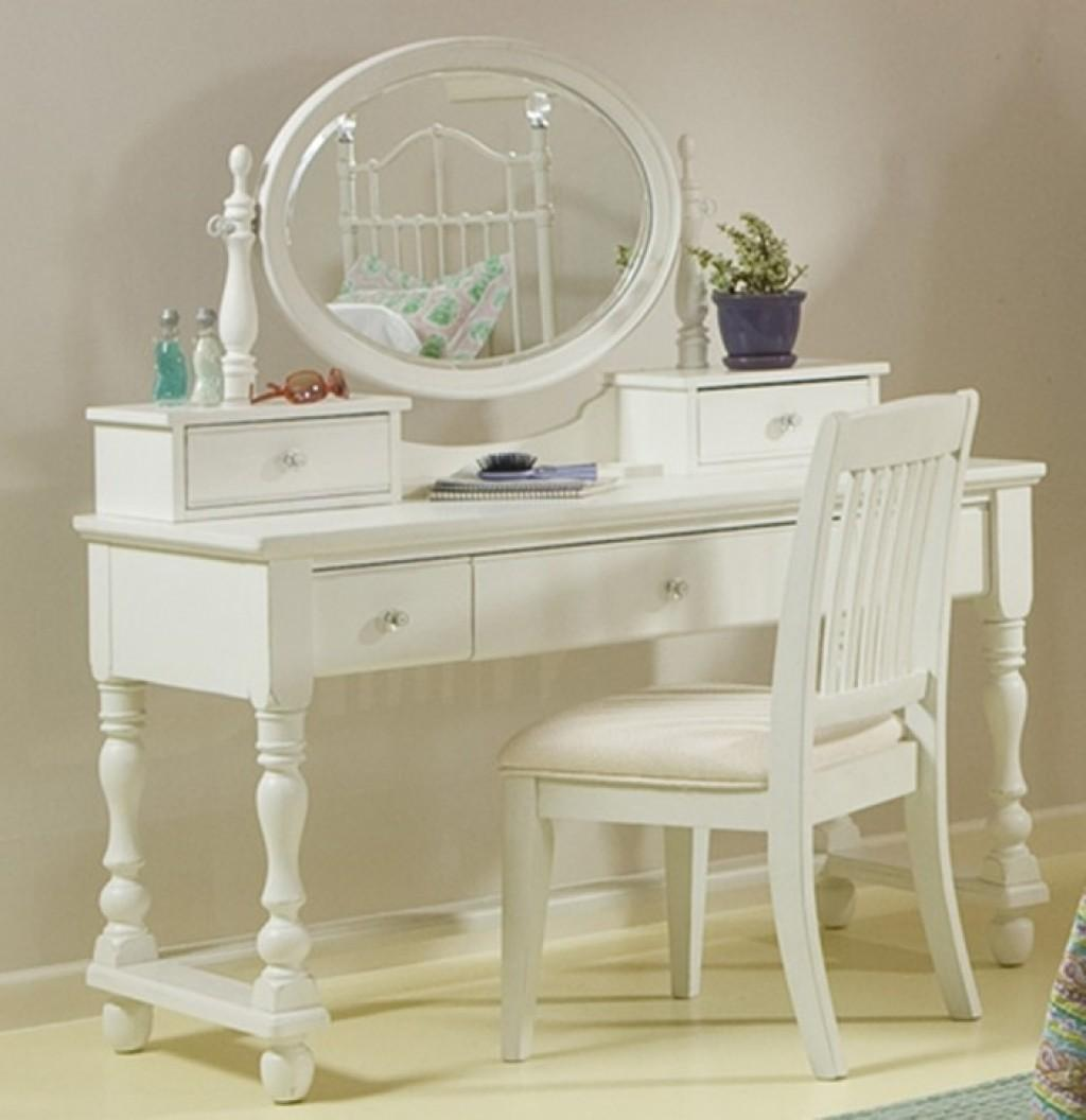 Furniture Girl Section Stylish Bedroom Vanity Tables