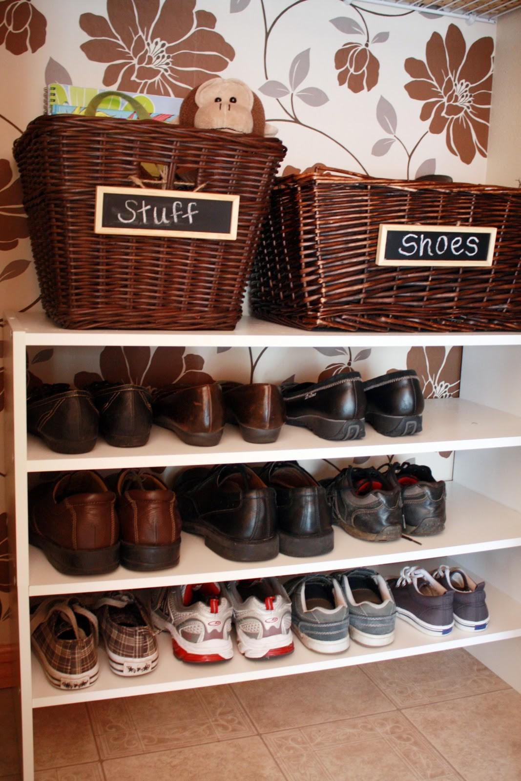 Furniture Impeccable Shoe Storage Closets Ideas