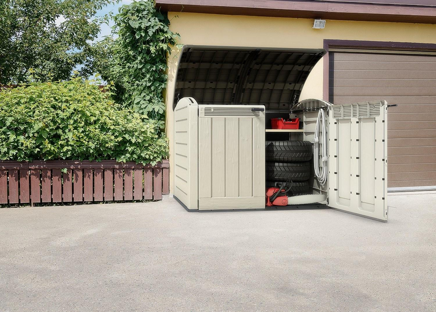 Furniture Interesting Suncast Storage Shed Outdoor