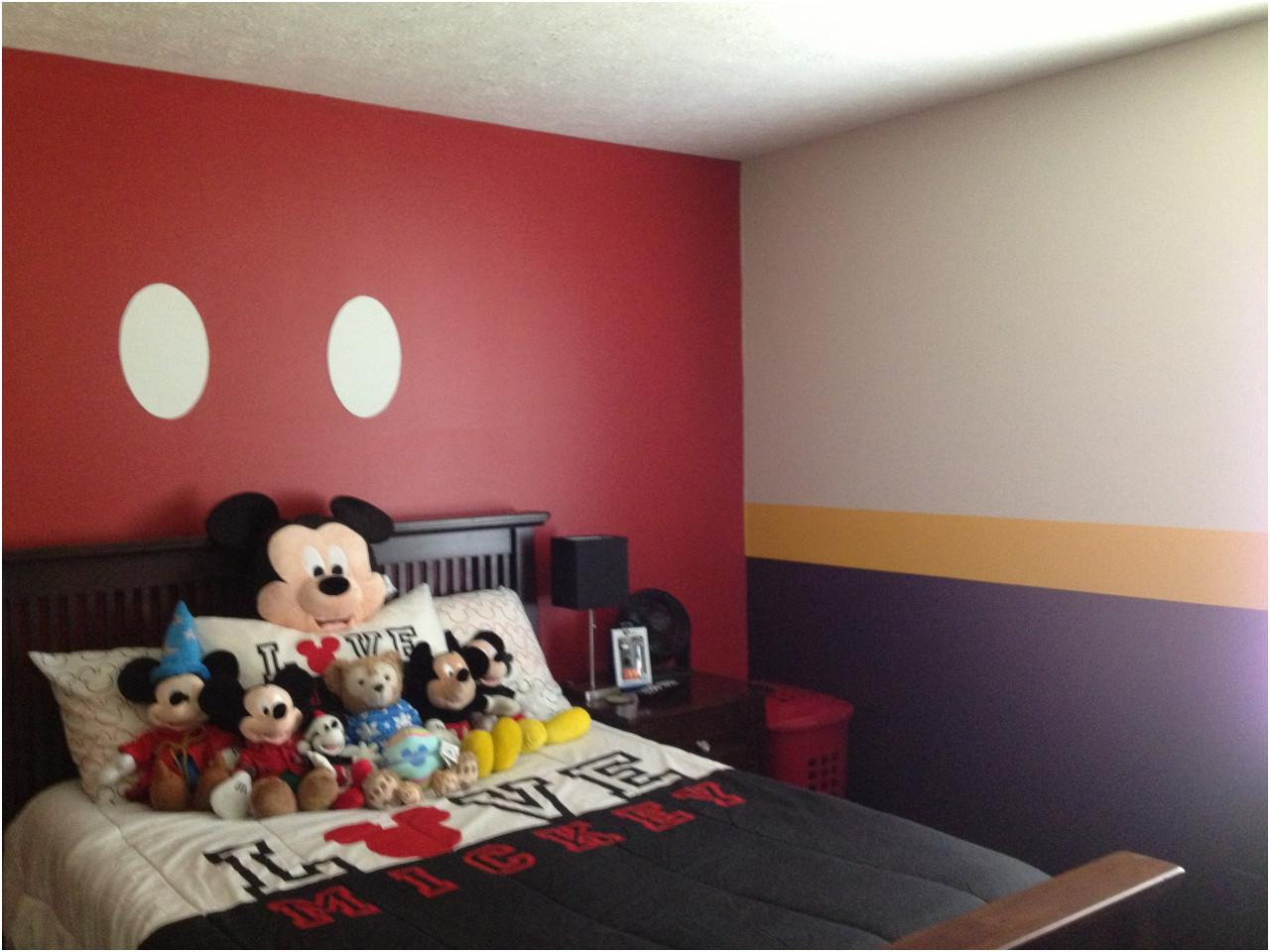 Image of: Resourceful Mickey Mouse Kids Rooms That You Can Do In Your Free Time Beautiful Decoratorist