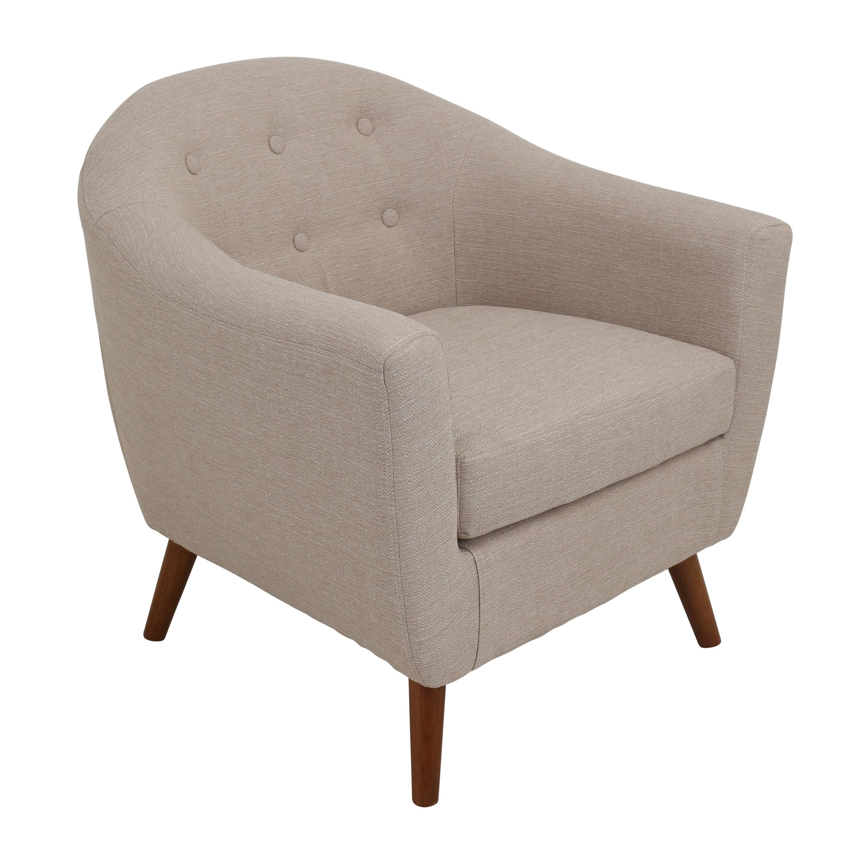 Furniture Mid Century Modern Accent Chairs