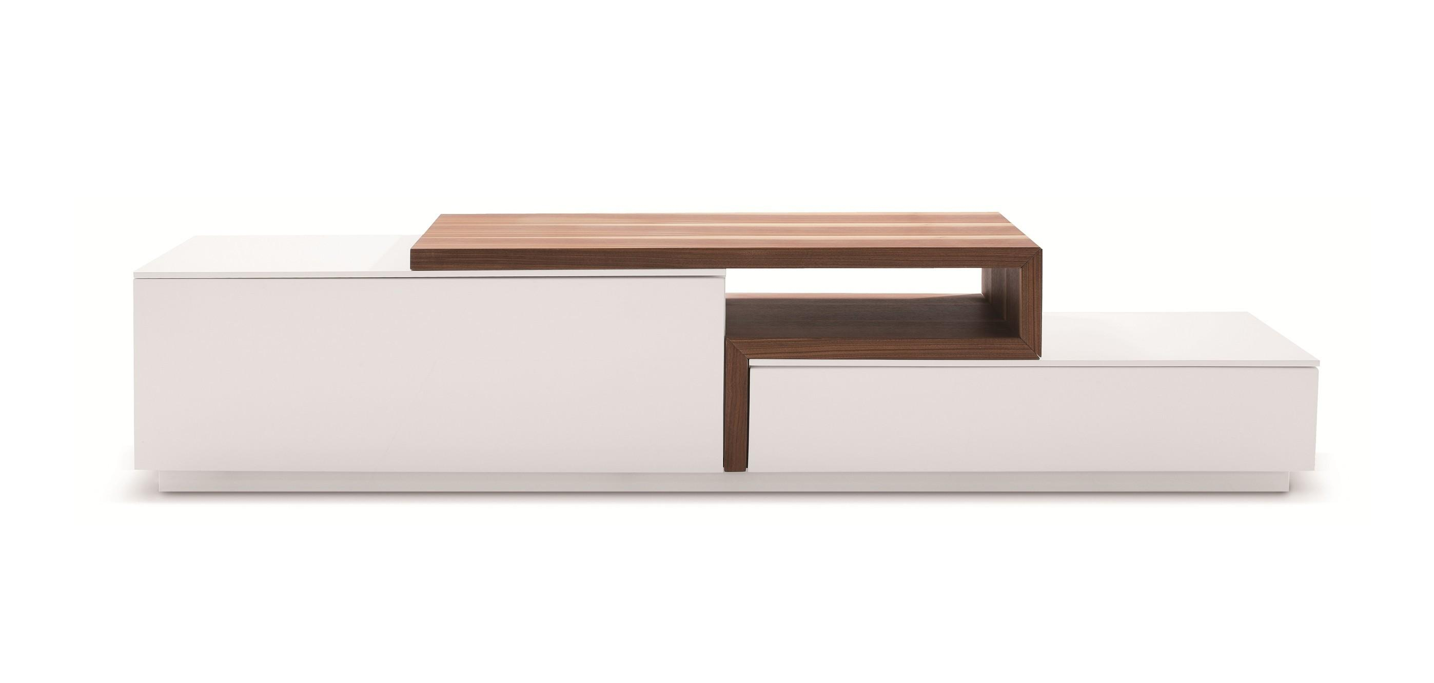 Furniture Modern Wood Media Cabinet Stand Wall