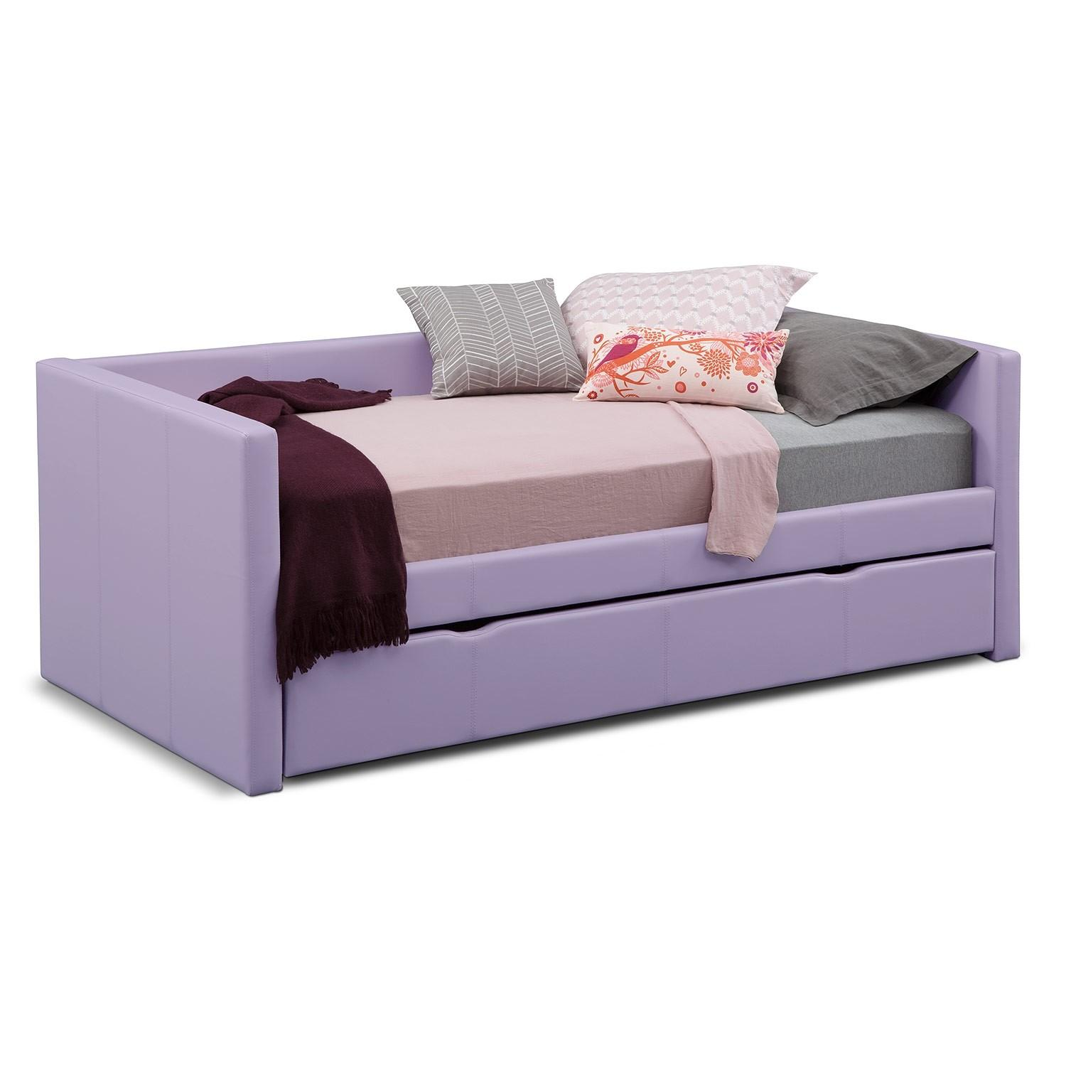 Furniture Perfect Daybed Pop Trundle Bed Decor