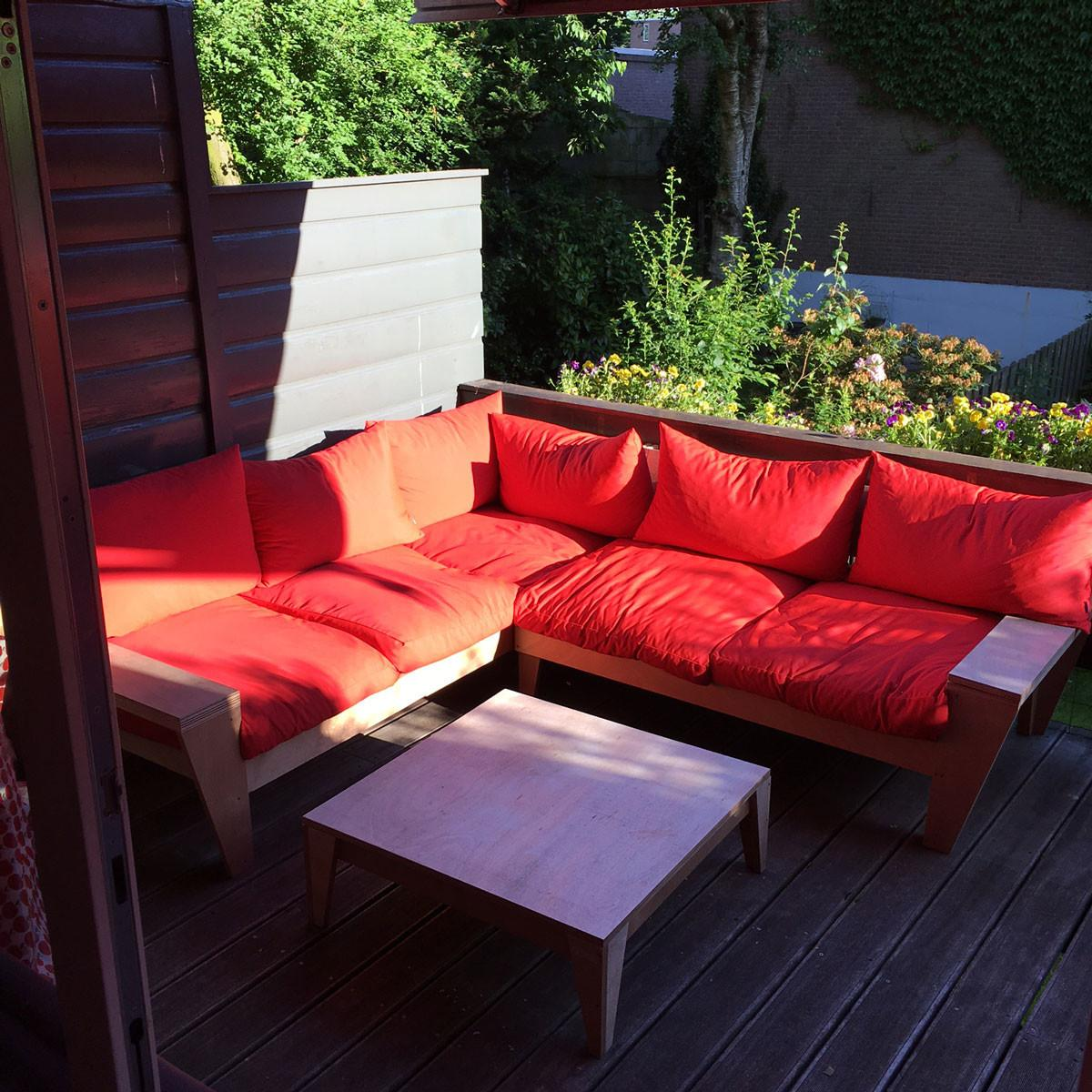 Furniture Plan Outdoor Sofa Set Yelmoxl Dutch Design