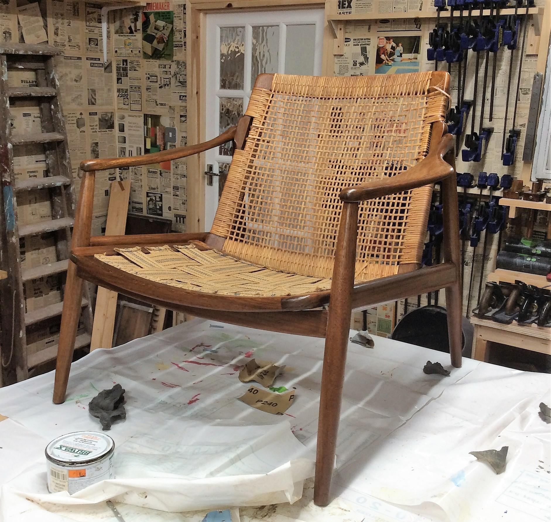 Furniture Restoration Evenings Bring Project