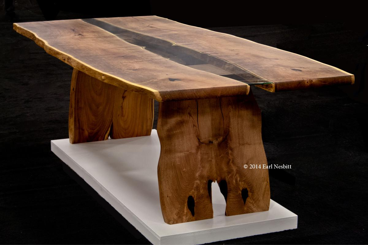 Furniture Sale Live Edge Dining Table Slab