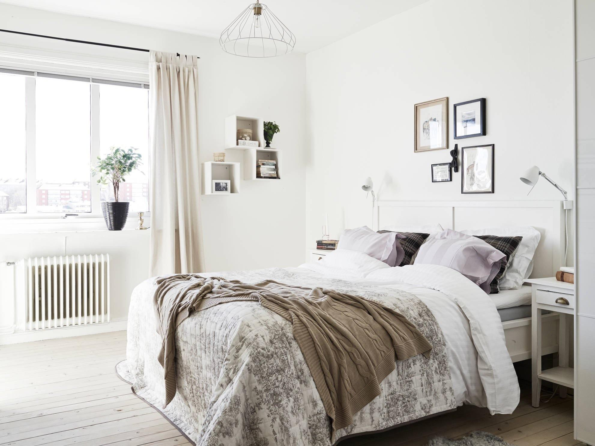 Furniture Scandinavian Bedrooms Ideas Inspiration