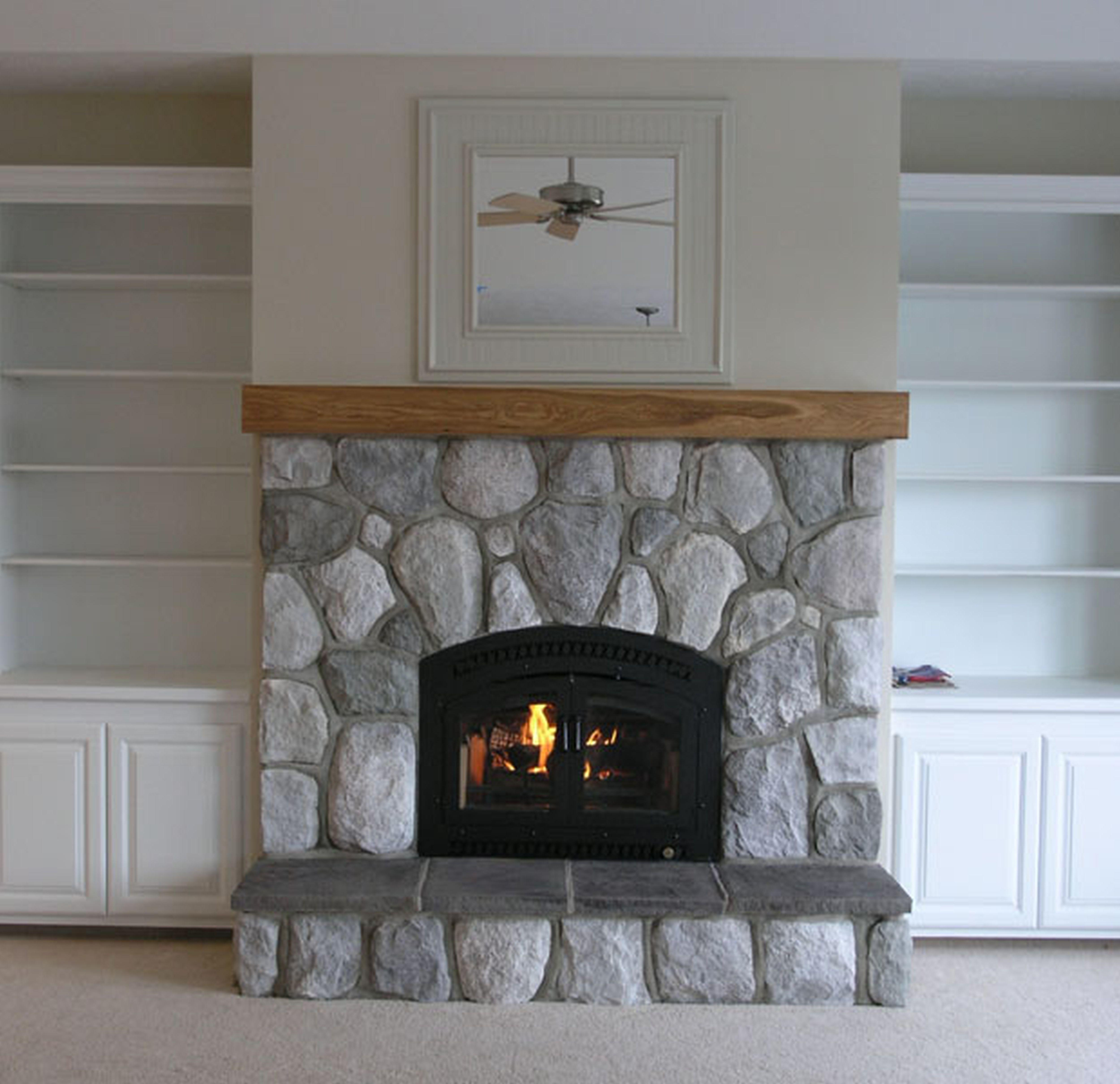 Furniture Stone Fireplaces