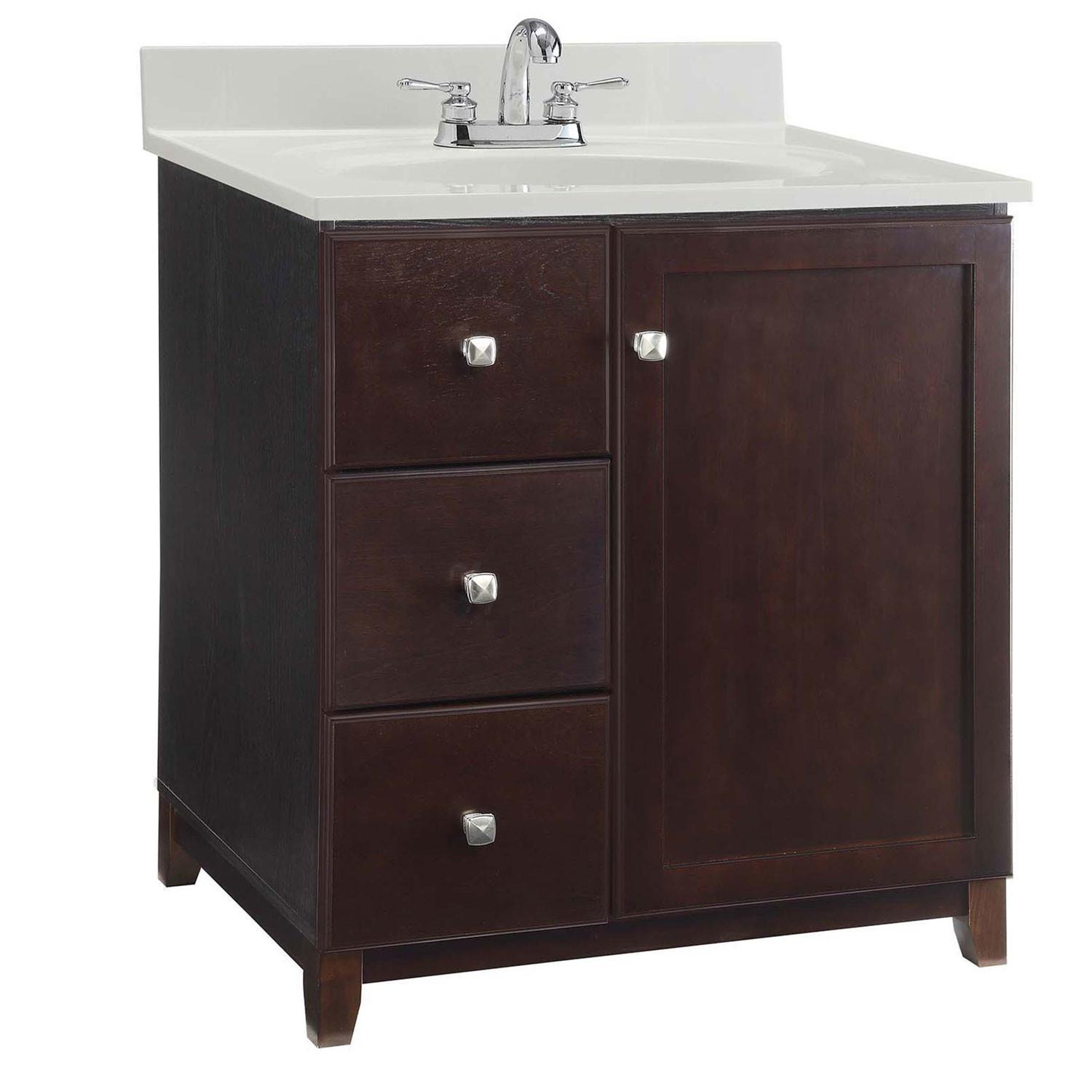 Furniture Style Vanity Cabinet Inches