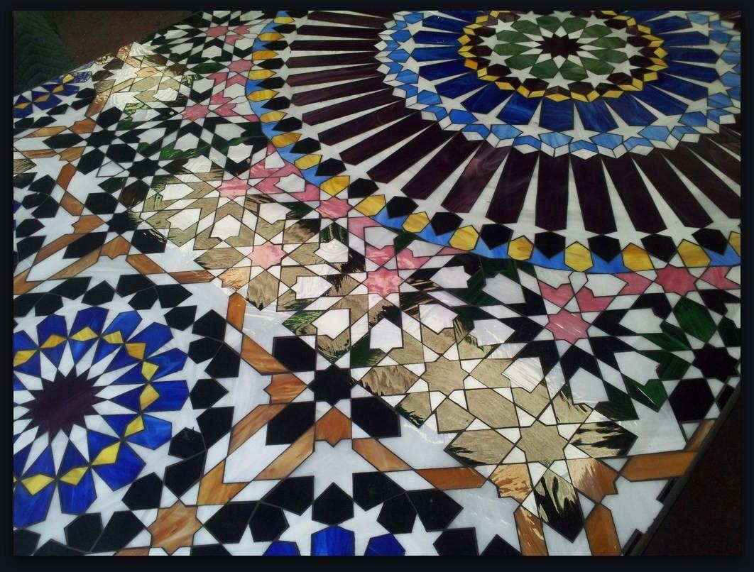 Furthur Mosaic Tables Furniture Gifts Decor