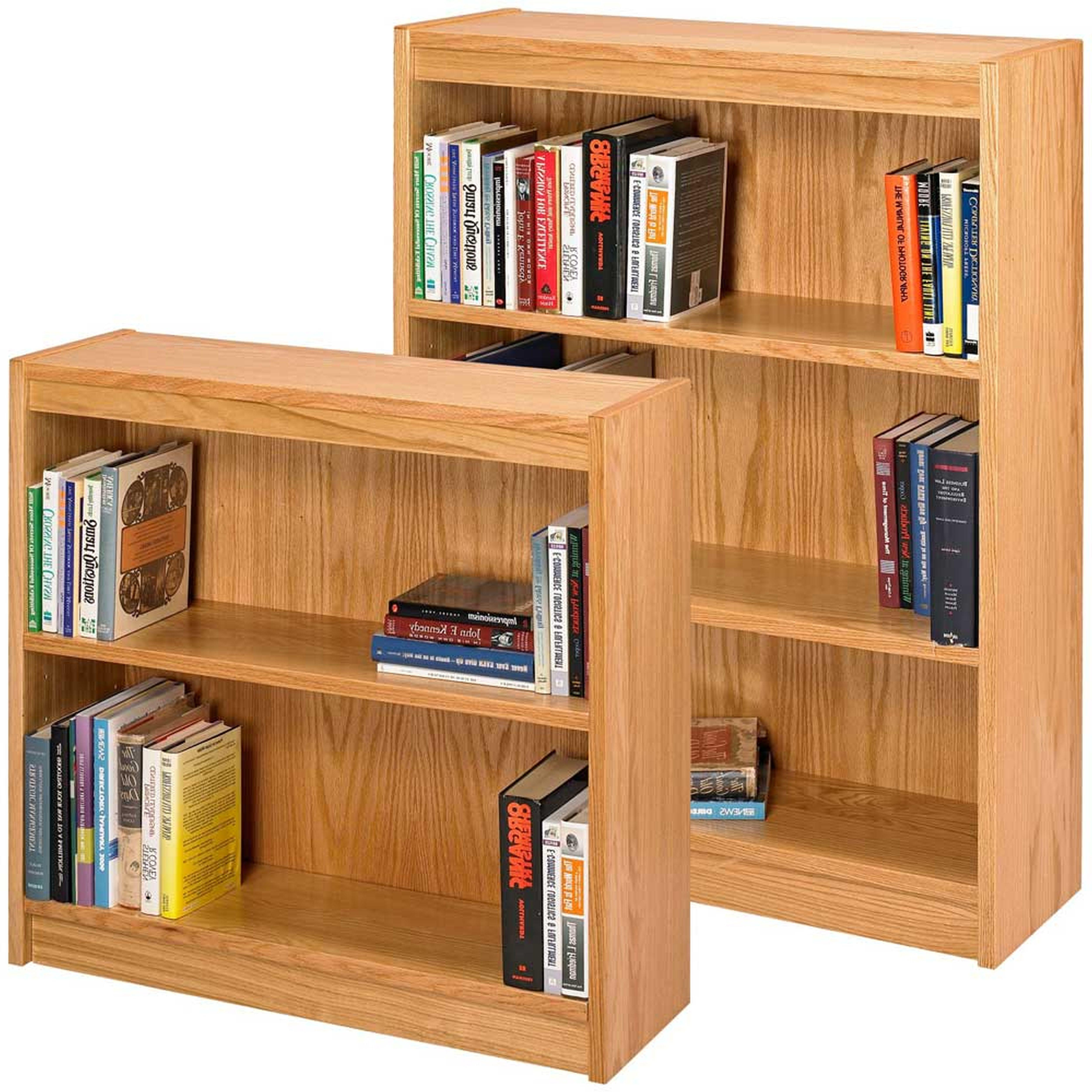Furtniture Furniture Stylish Wooden Bookcase Lacqured