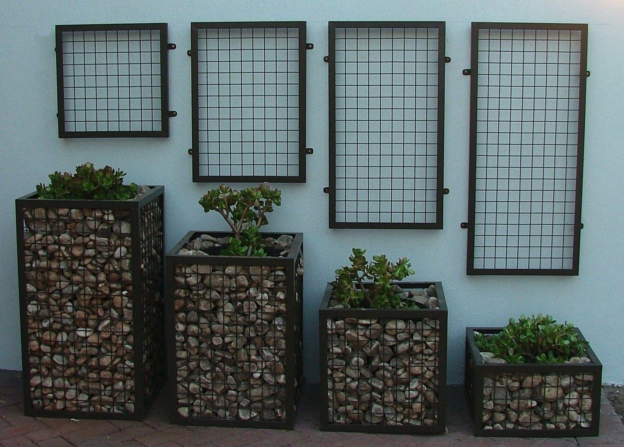 Gabion Walls They Them Your