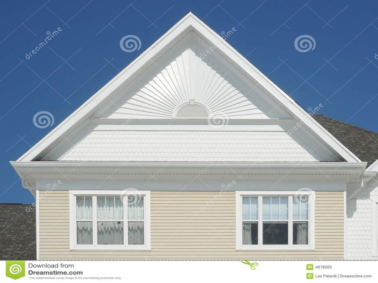 Gable Roof House Hip Homes