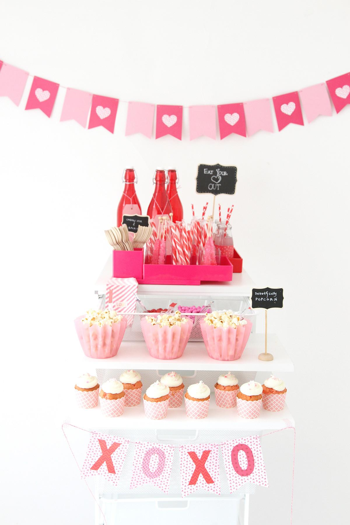 Galentine Day Party Ideas