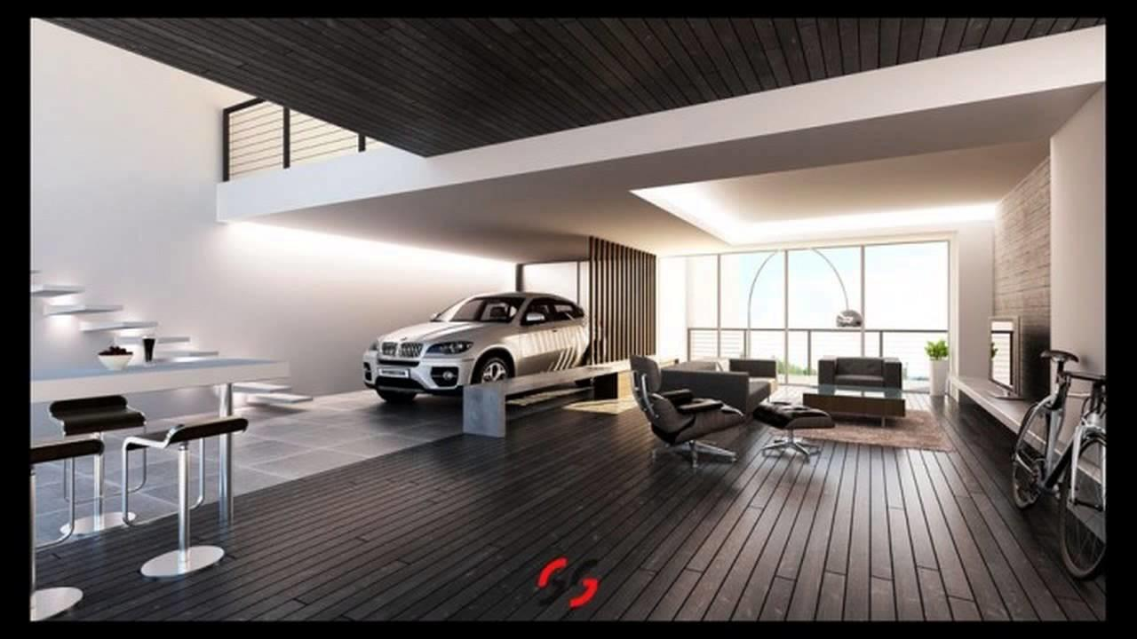 Garage Living Room