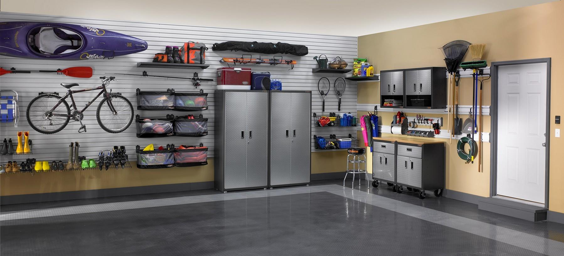 Garage Organization Ideas Pegboard Trend Home