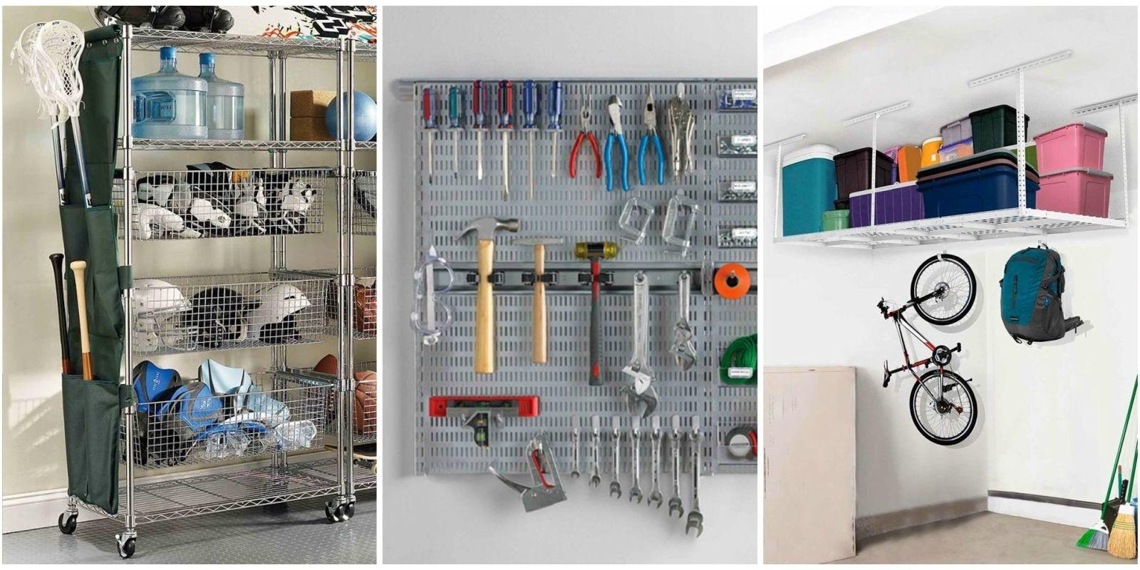 Garage Organization Ideas Storage Solutions Tips