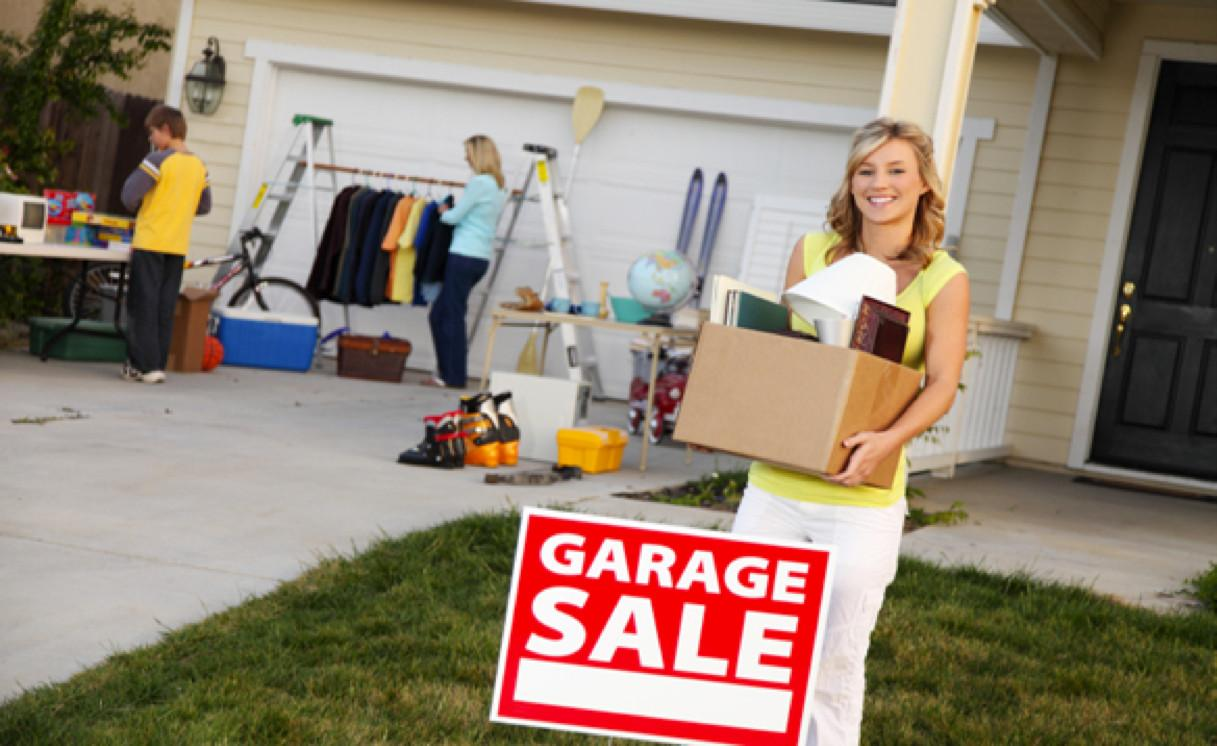 Garage Sale Tips Ways Make More Money
