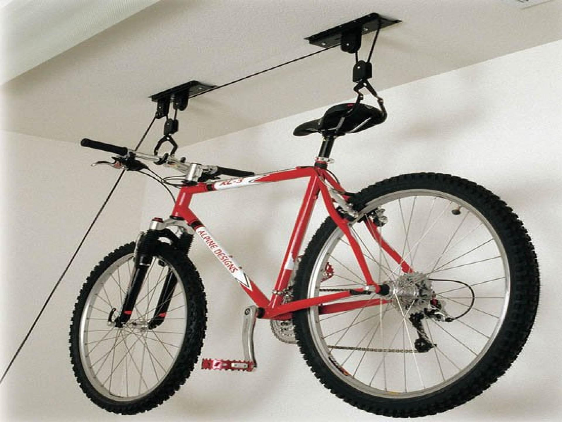 Garage Shed Bycycle Storage Ideas Any