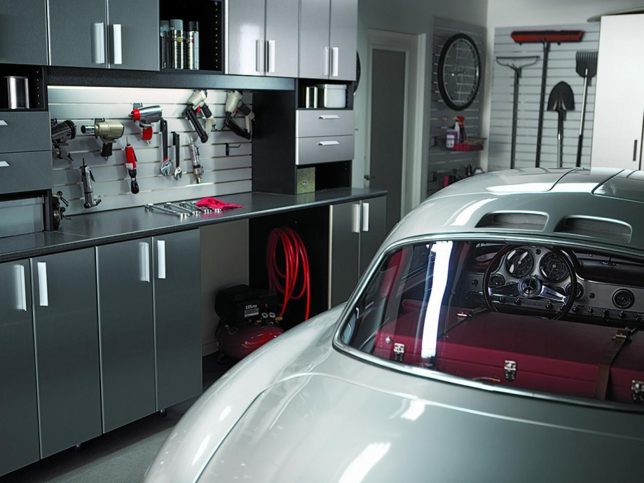 Garage Storage Ideas Organization Easy