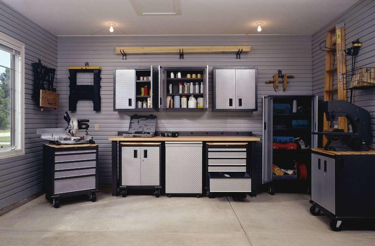 Garage Workshop Ideas All