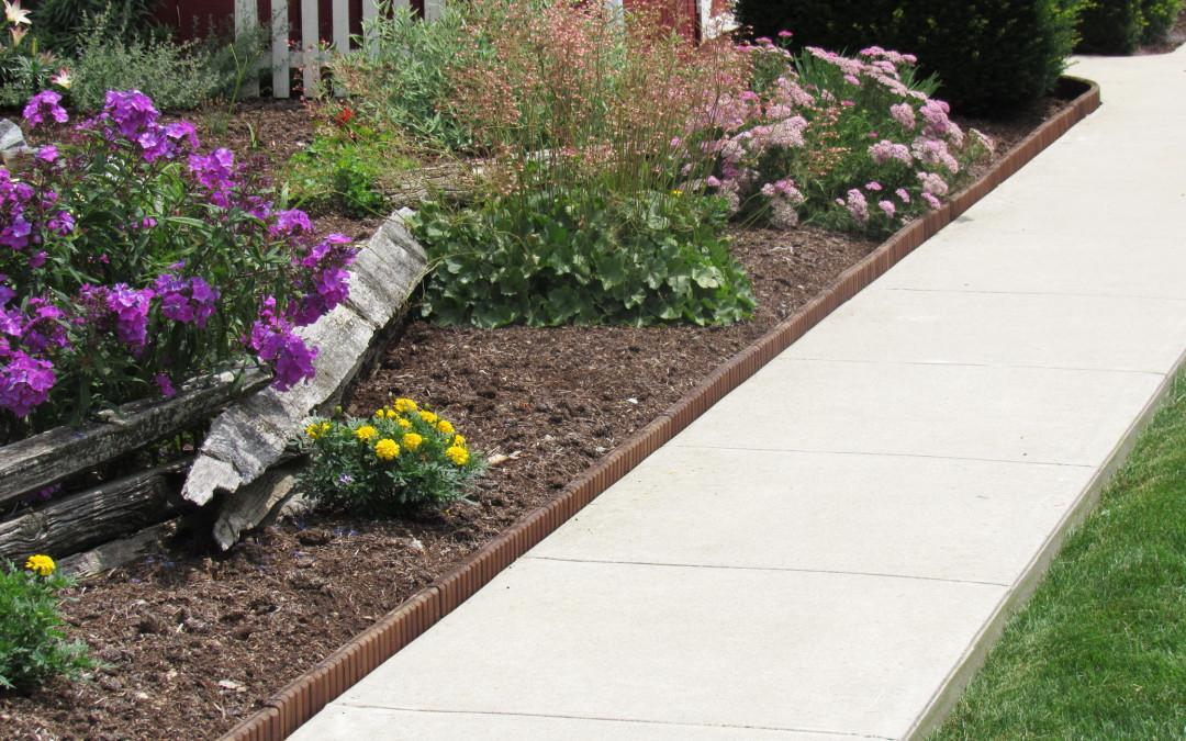 Garden Borders Edging Ideas Top Eco Green