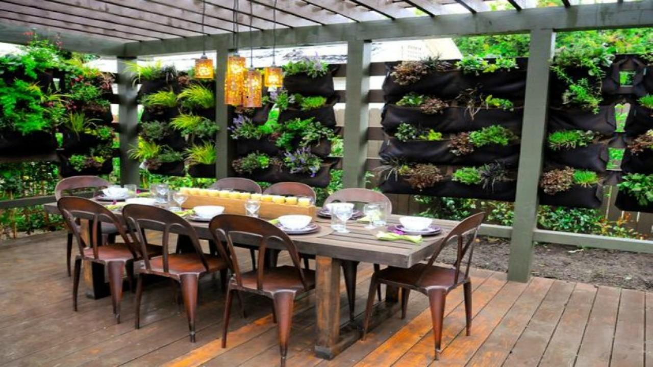 Garden Chairs Table Outdoor Dining Area Ideas