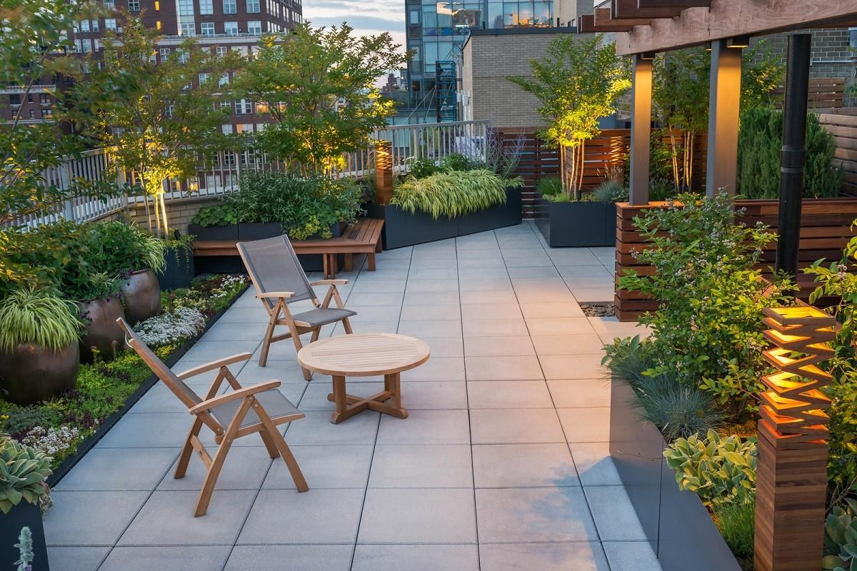 Garden Design New York Urban Landscape Build