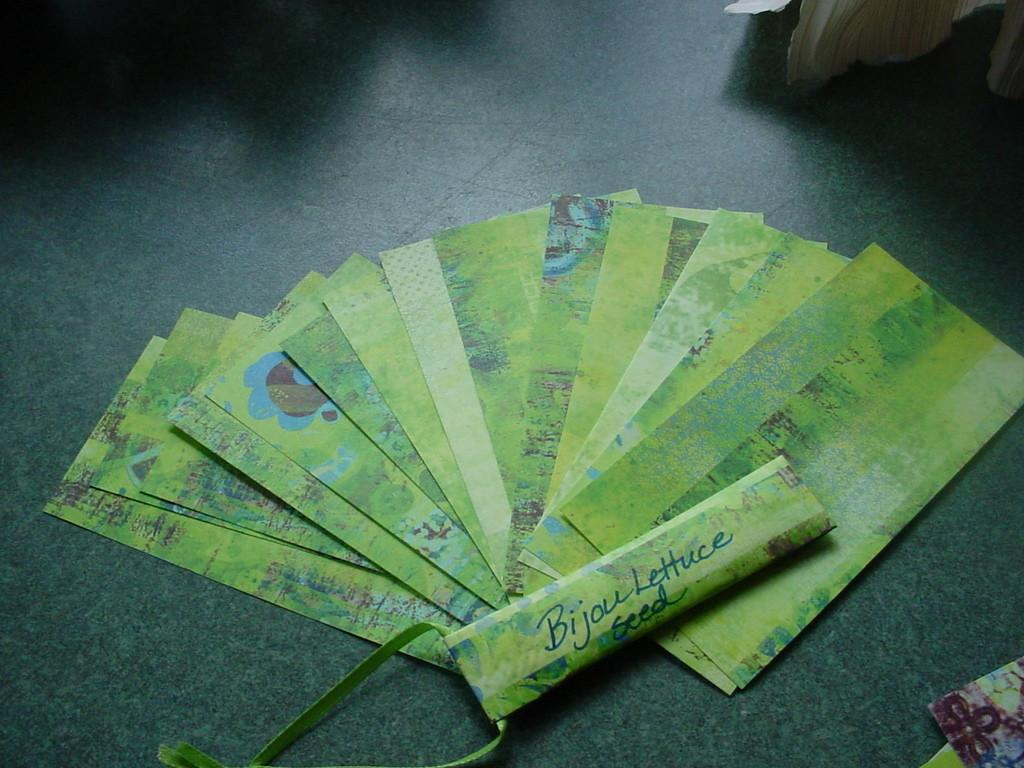 Garden Discovery Quick Gifts Diy Seed Packets