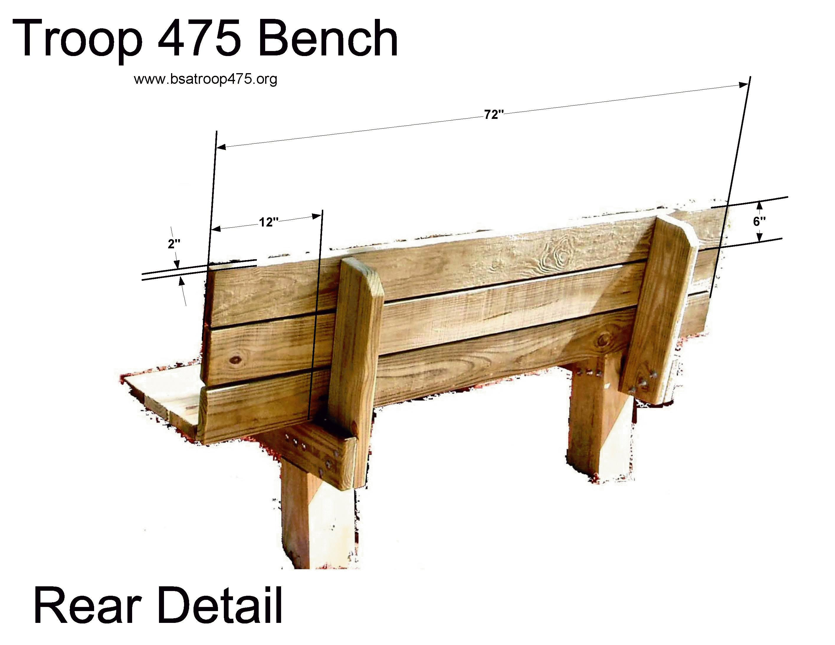Garden Furniture Rustic Diy Pallet Outdoor Bench