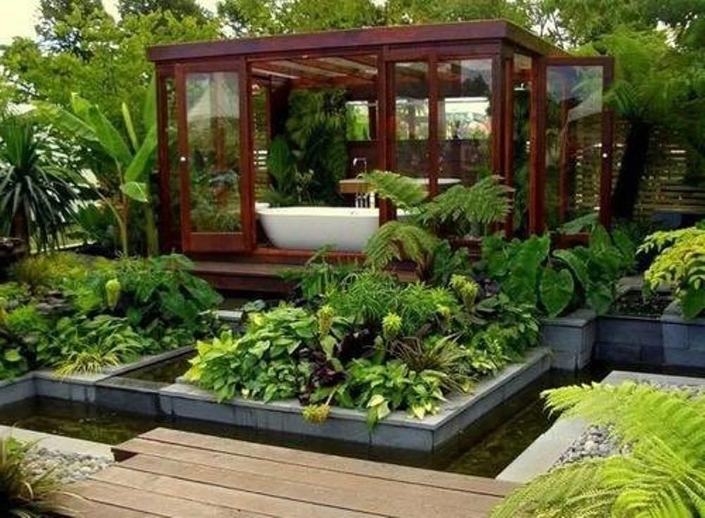 38 Exciting Unique Home Garden Ideas That Look Like Paradise
