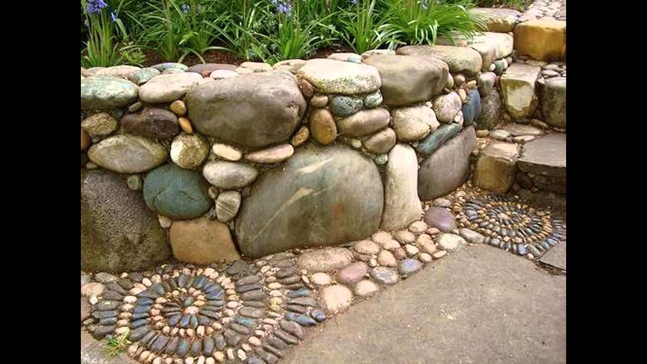 Garden Ideas Rock Edging