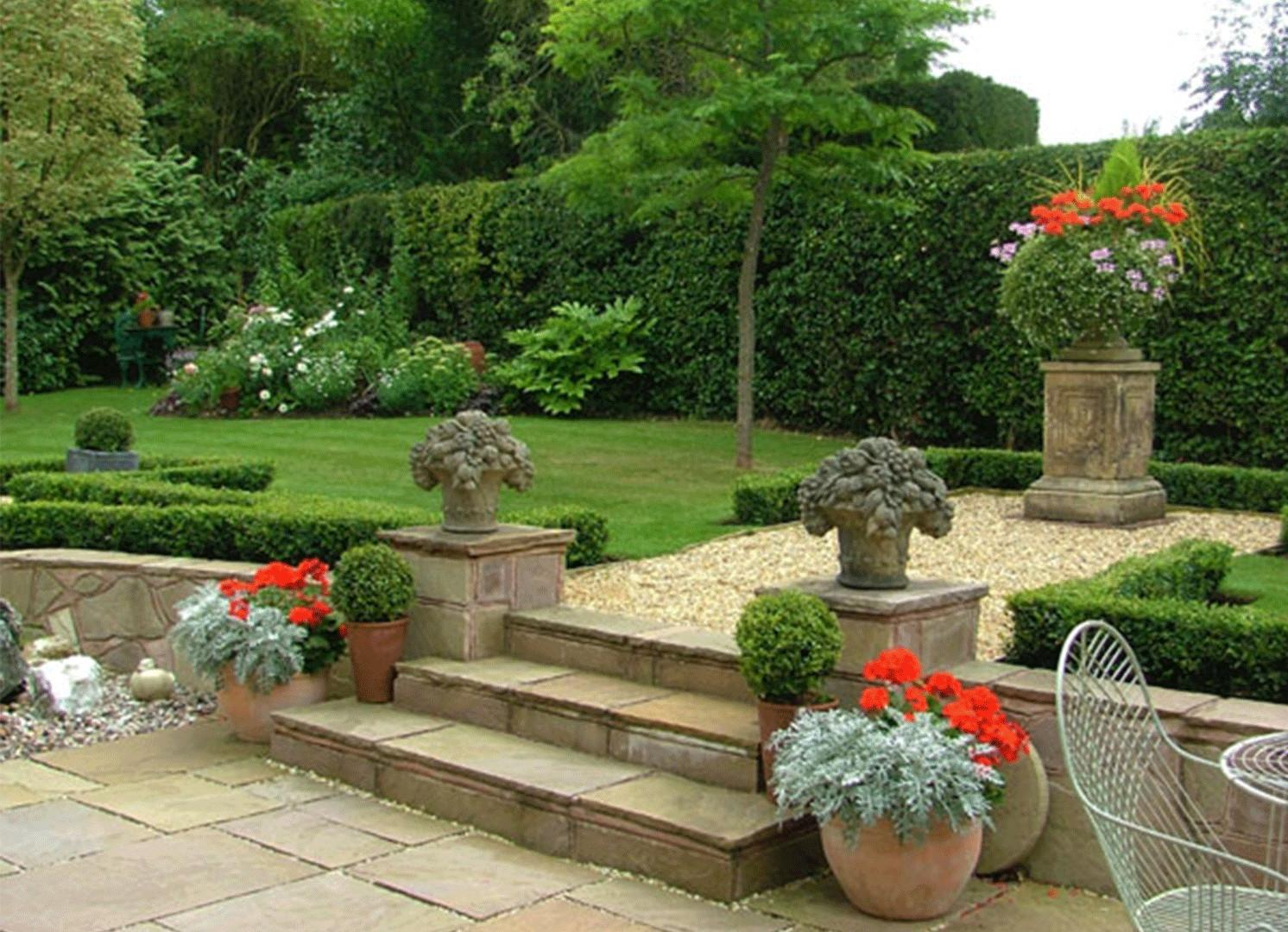 Garden Landscape Ideas Small Spaces All