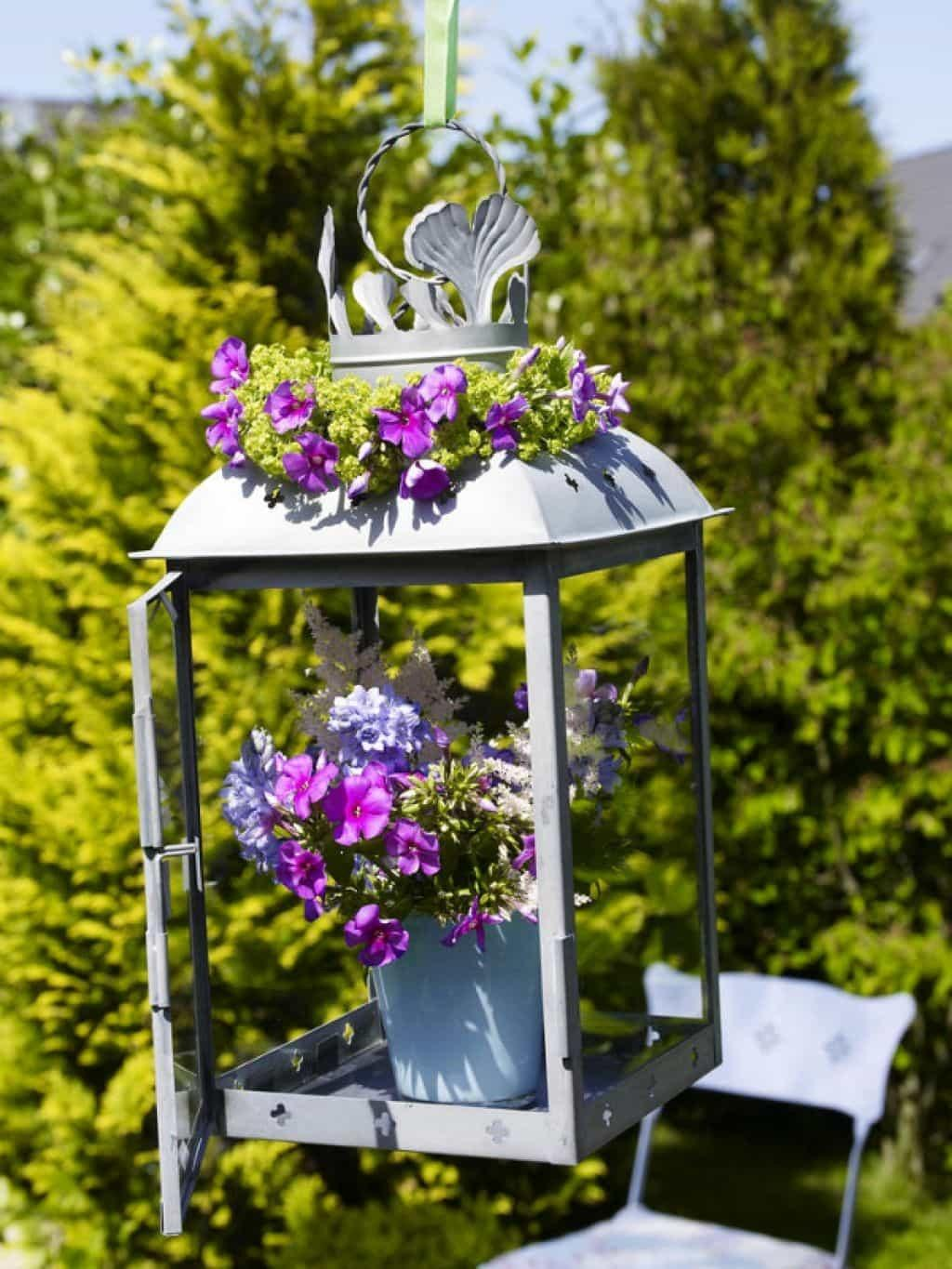 Garden Summer Decor Attractive Diy