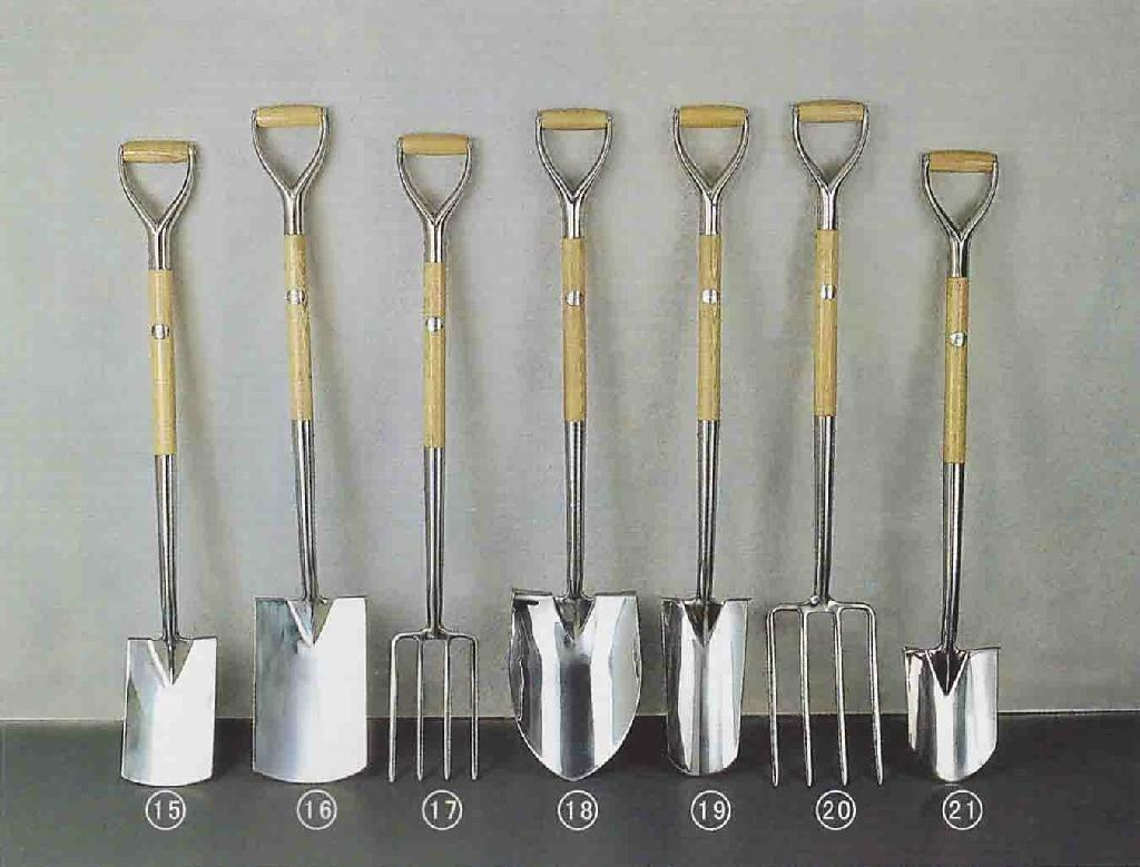 Garden Tools Stainless Spade Fork China Manufacturer