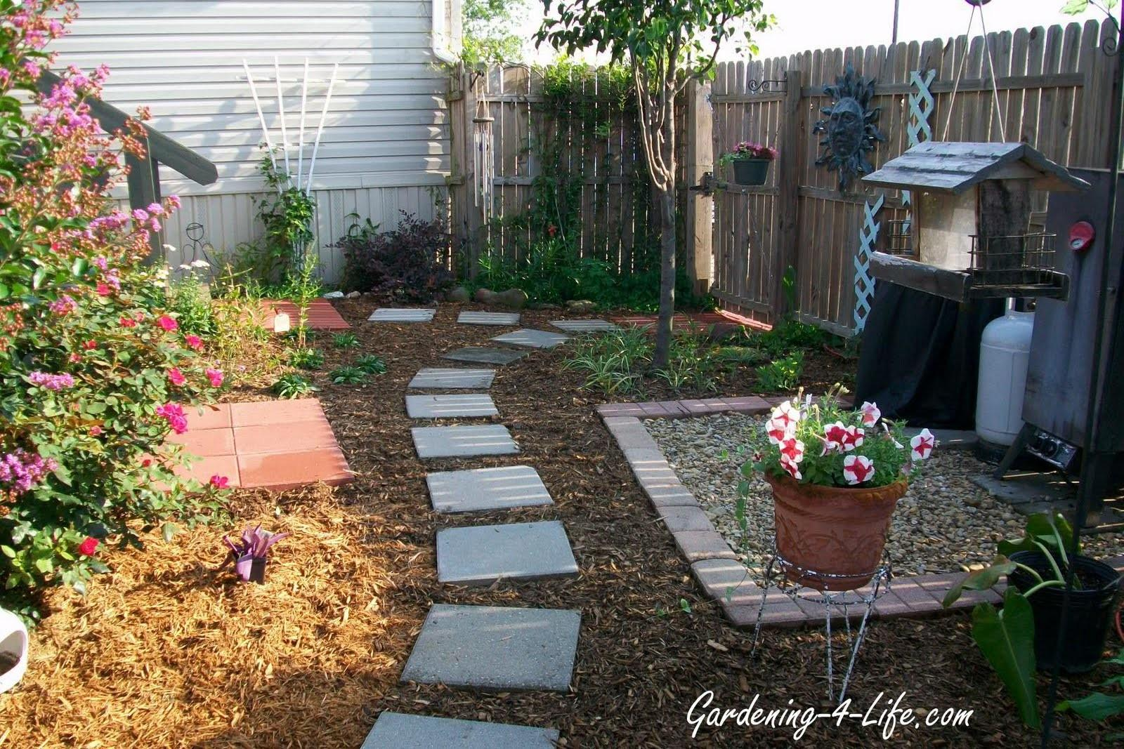 Gardening Life Backyard Makeover