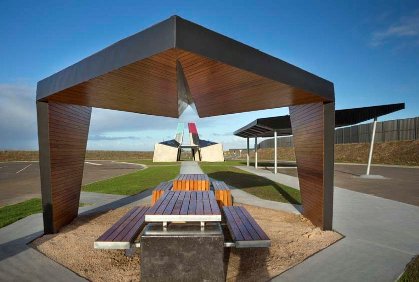 Geelong Ring Road Truck Stop Rest Areas Bkk Architects01