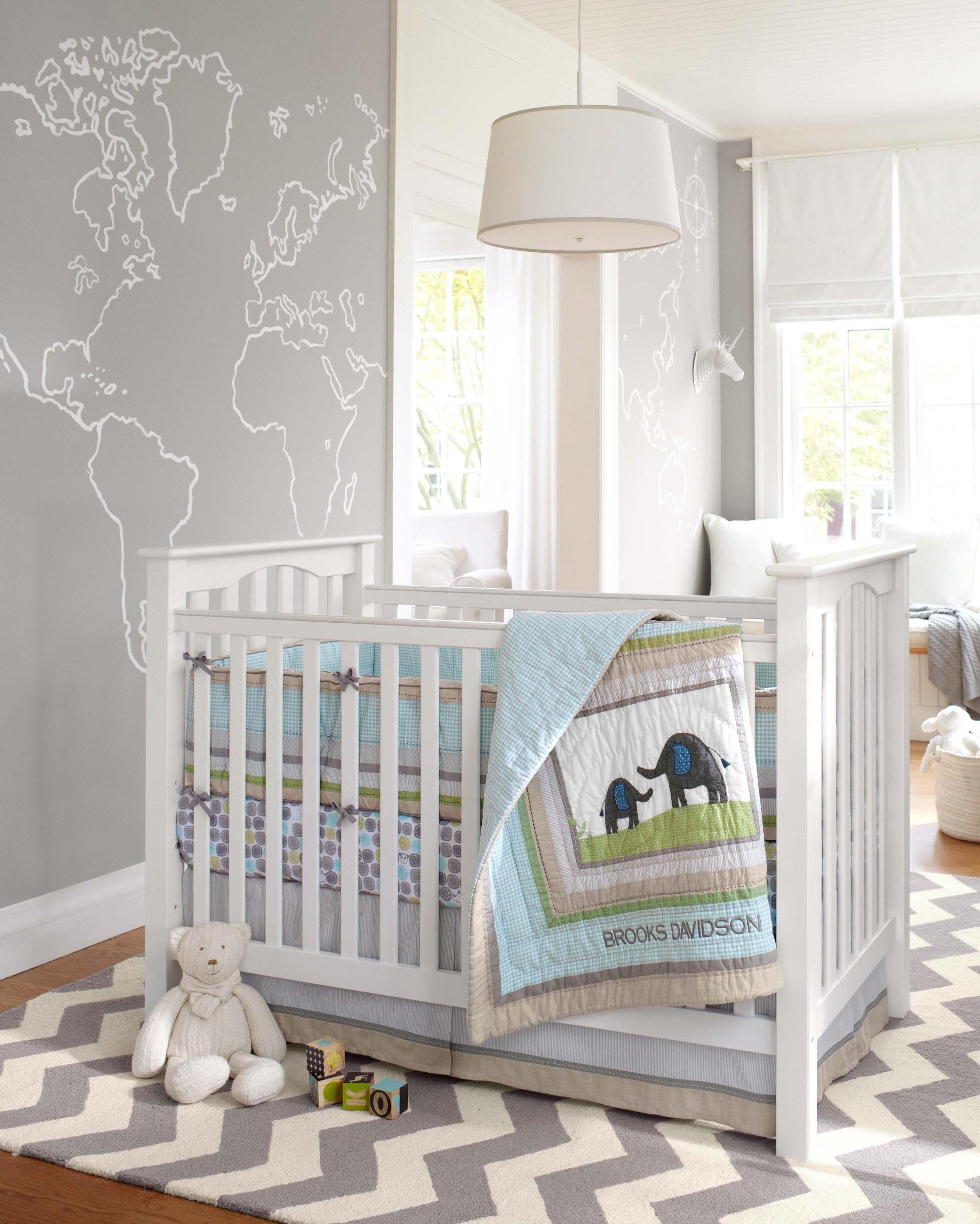Gender Neutral Brooks Nursery Collection Sweet