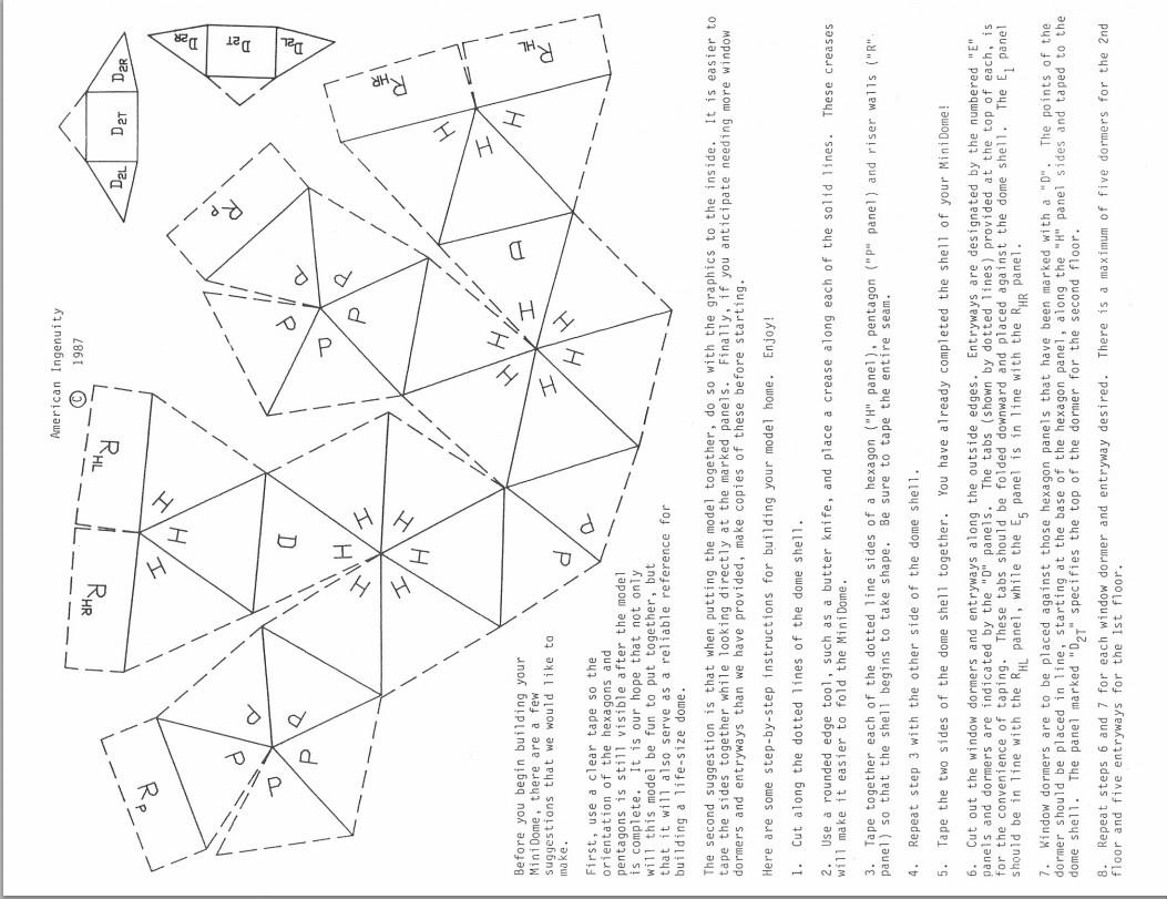 Geodesic Dome Greenhouse Plans Pdf