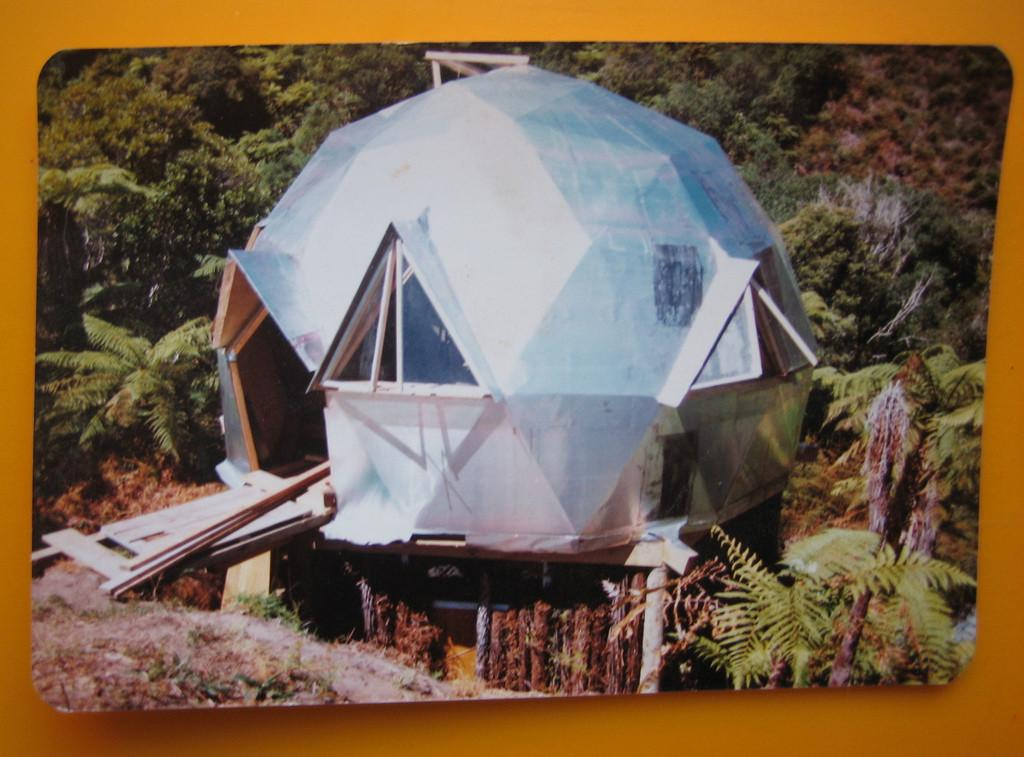 Geodesic Dome House New Zealand 1972 Xavier Blanquer