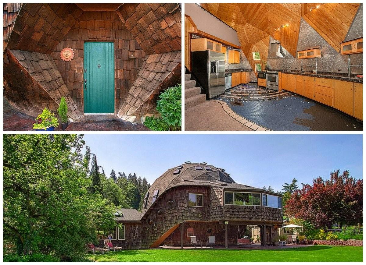 Geodesic Dome Kenmore Homes