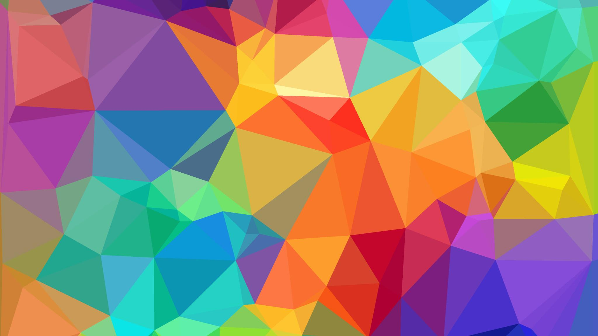 Geometric Color Imgkid