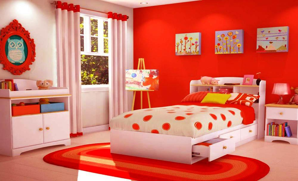 Get Best Color Children Room Interior Design