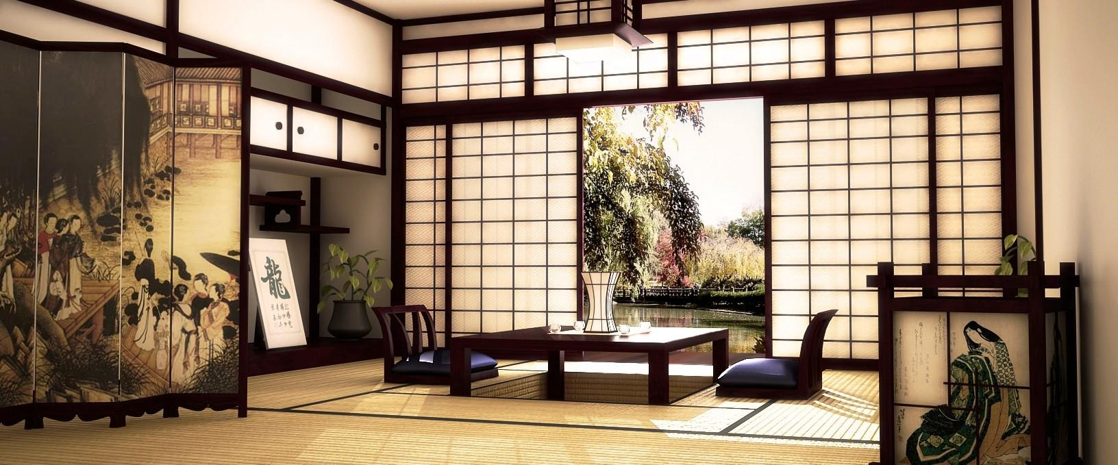 Get Closer Traditional Japanese Style Dining Room Decoratorist 6397