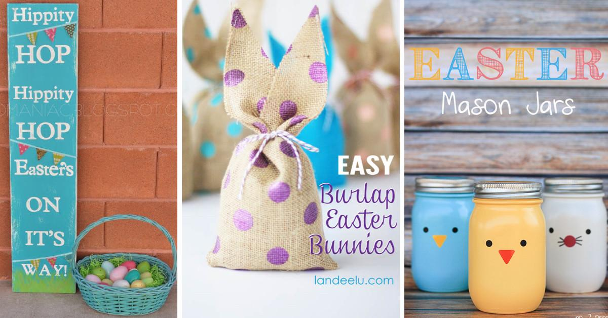 Get Crafty Creative These Exquisite Easter