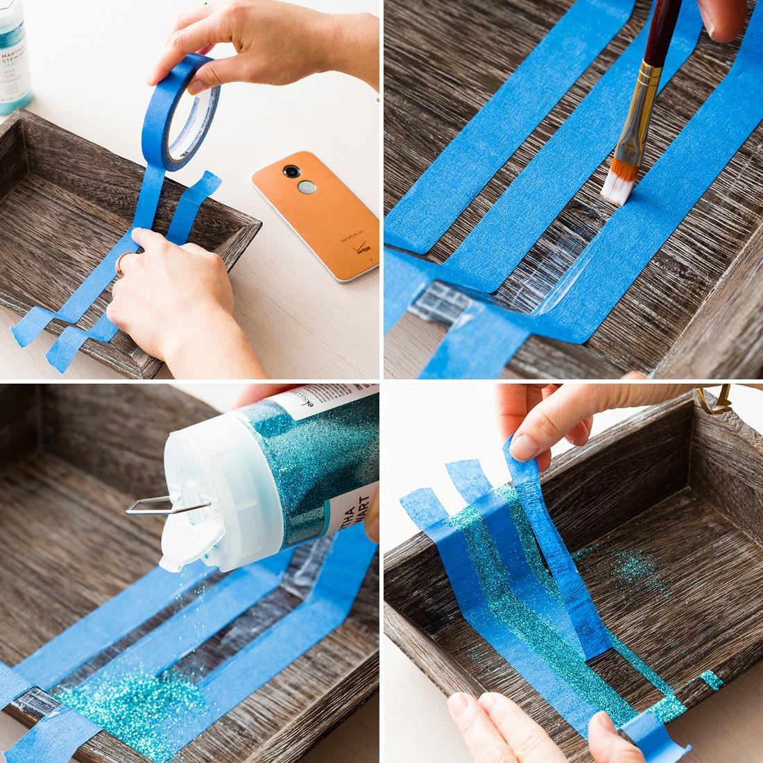 Get Organized Diy Wooden Catch All Trays Brit