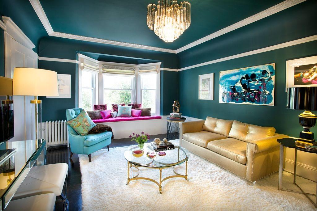 Get Rich Quick Decorating Jewel Tones Kimberly
