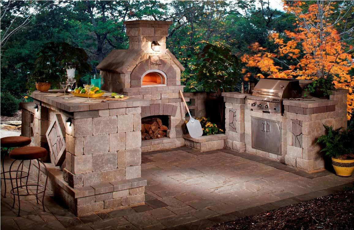 Get These Before Working Outdoor Fireplace Plans