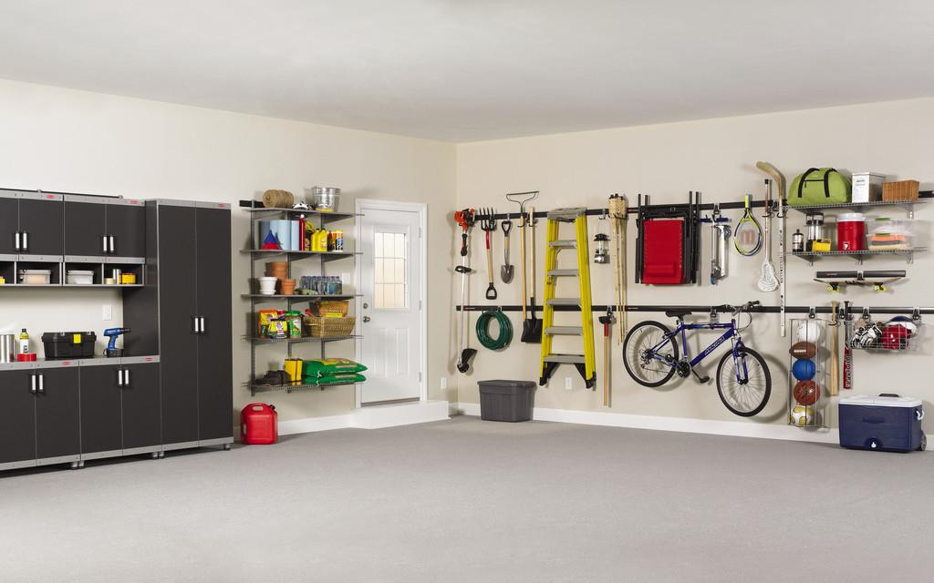 Get Your Cluttered Garage Organized Steps Redfin