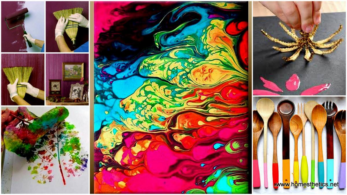 Get Your Hands Dirty Diy Painting Crafts Ideas